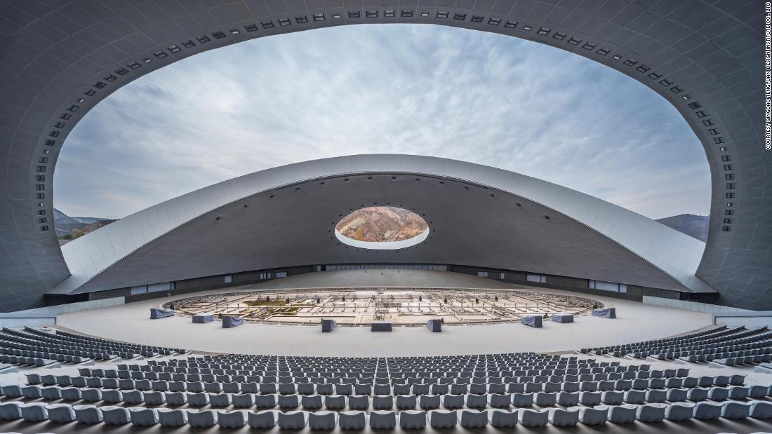 World's best new architecture revealed