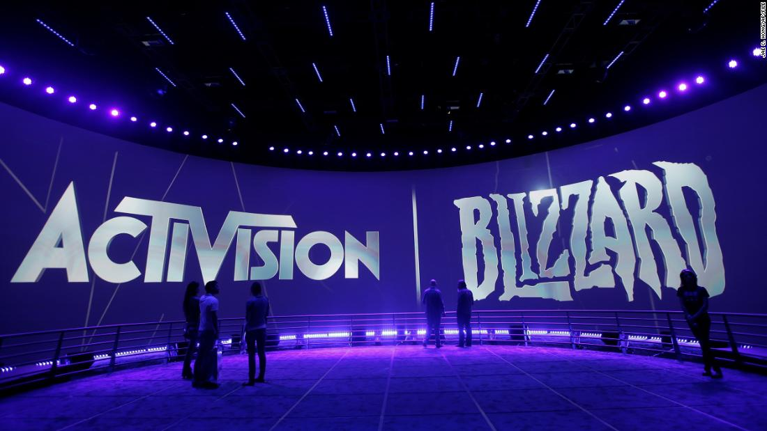 Activision Blizzard employees sign petition denouncing company's 'abhorrent' response to lawsuit