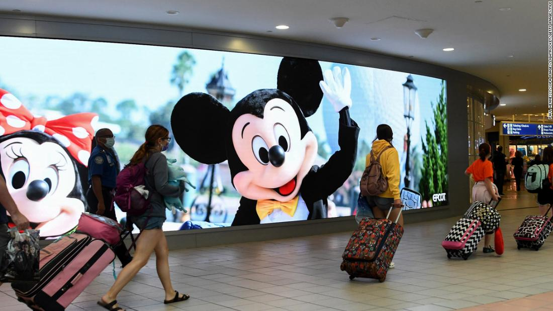 'We are now in crisis mode': Mayor of Florida county home to Disney World sounds alarm on surging Covid cases