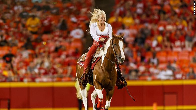 Kansas City Chiefs plan to keep nickname but retire mascot 'Warpaint'