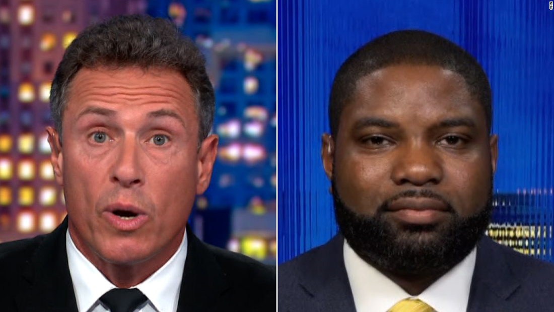 Cuomo presses GOP lawmaker on why he isn't vaccinated