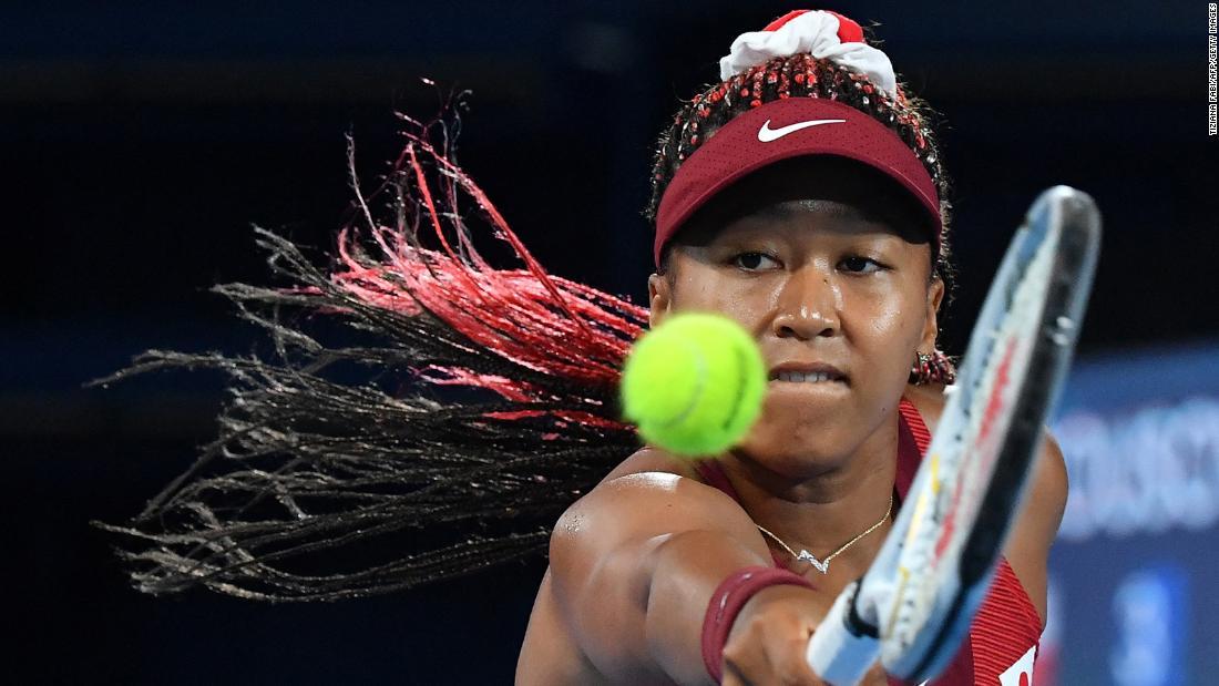 Tennis favorite Naomi Osaka shocked in 3rd round by Marketa Vondrousova