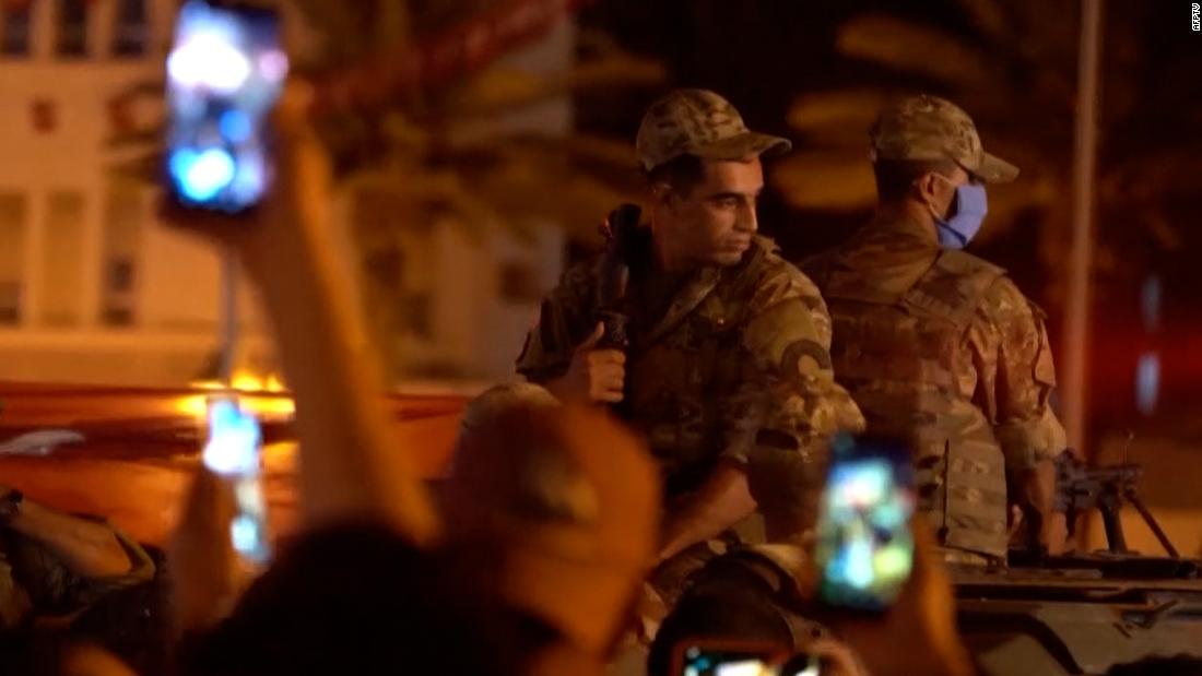 The Arab Spring began here. Now this country is in turmoil. See what's happening