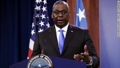Austin: US does not want conflict with China but will not