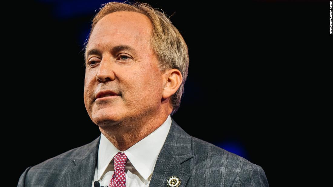 Trump snubs Bush with Texas AG endorsement