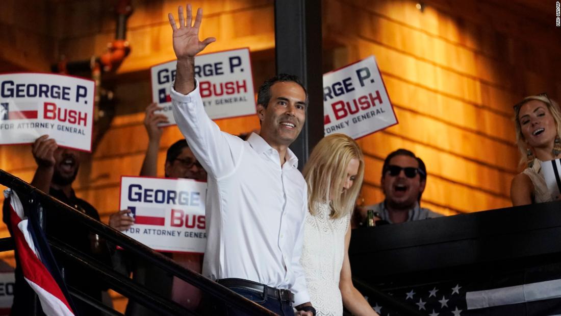 Donald Trump snubs George P. Bush with endorsement