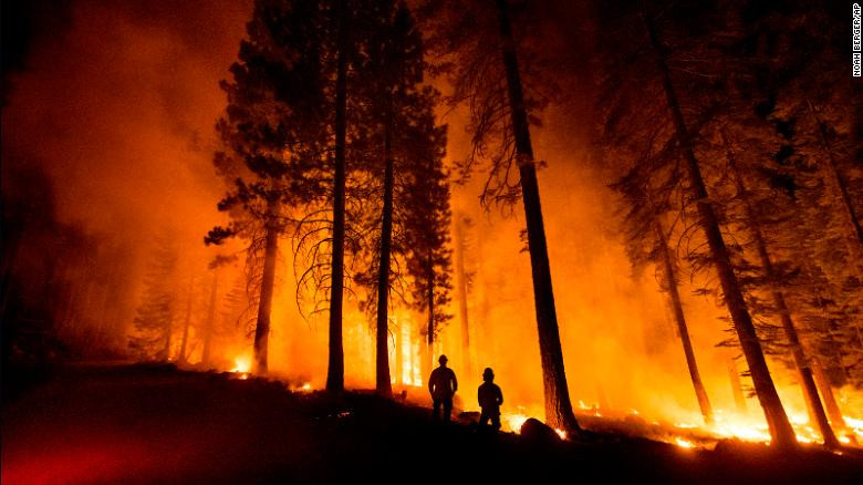 First on CNN: President Biden to meet with 7 governors Friday to discuss devastating wildfires