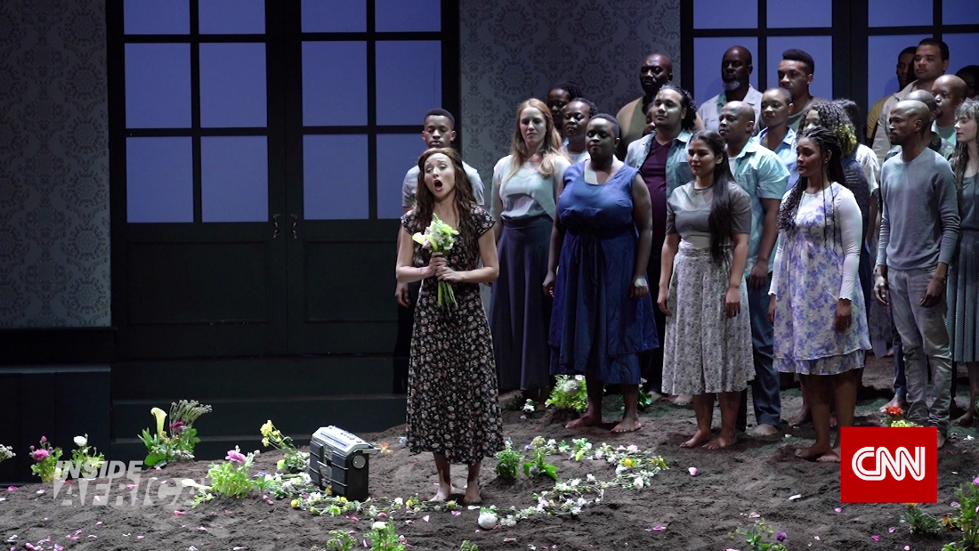 The Cape Town Opera Company is hitting all the high notes – CNN Video