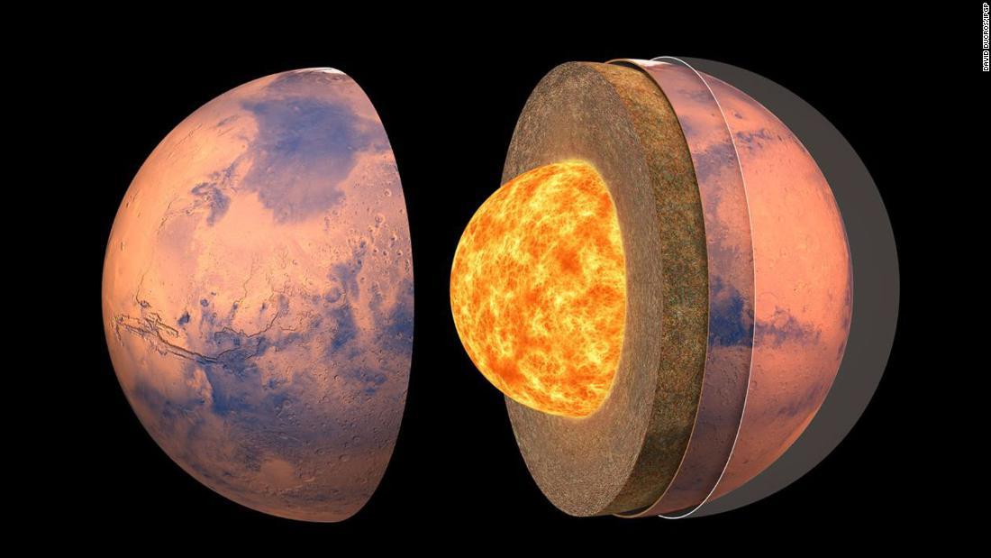 NASA's Insight Lander reveals new data about Mars