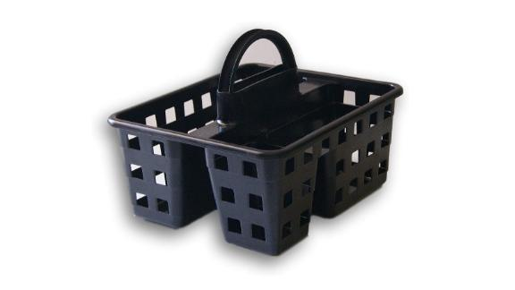 Mainstay Small Utility Shower Caddy Tote