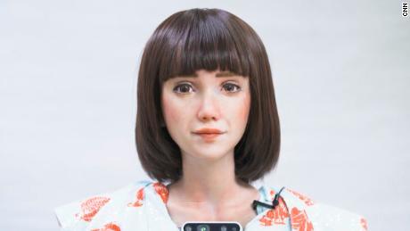 Meet Grace, the ultra-lifelike nurse robot