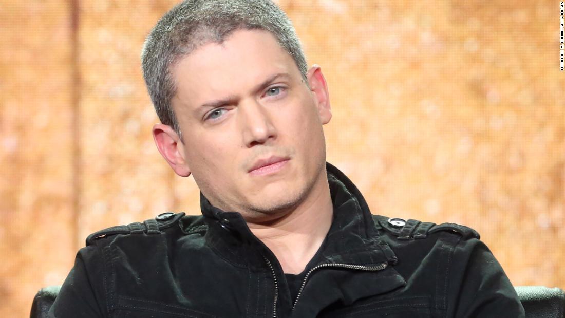 'Prison Break' star Wentworth Miller reveals autism diagnosis