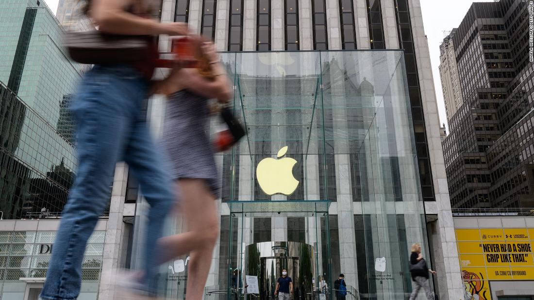Apple posts a record June quarter thanks to iPhone sales