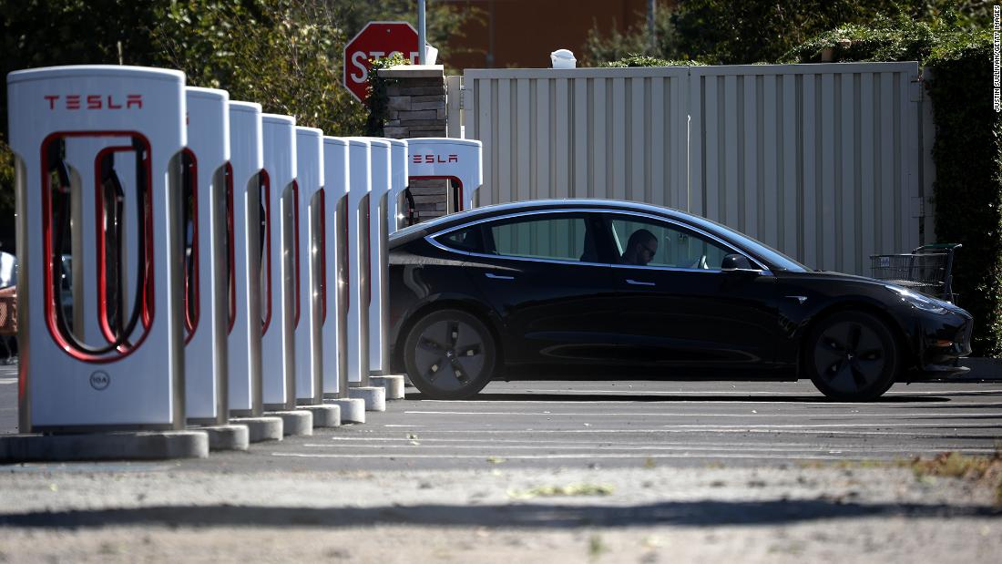 Tesla just got snubbed by Biden's electric vehicle summit