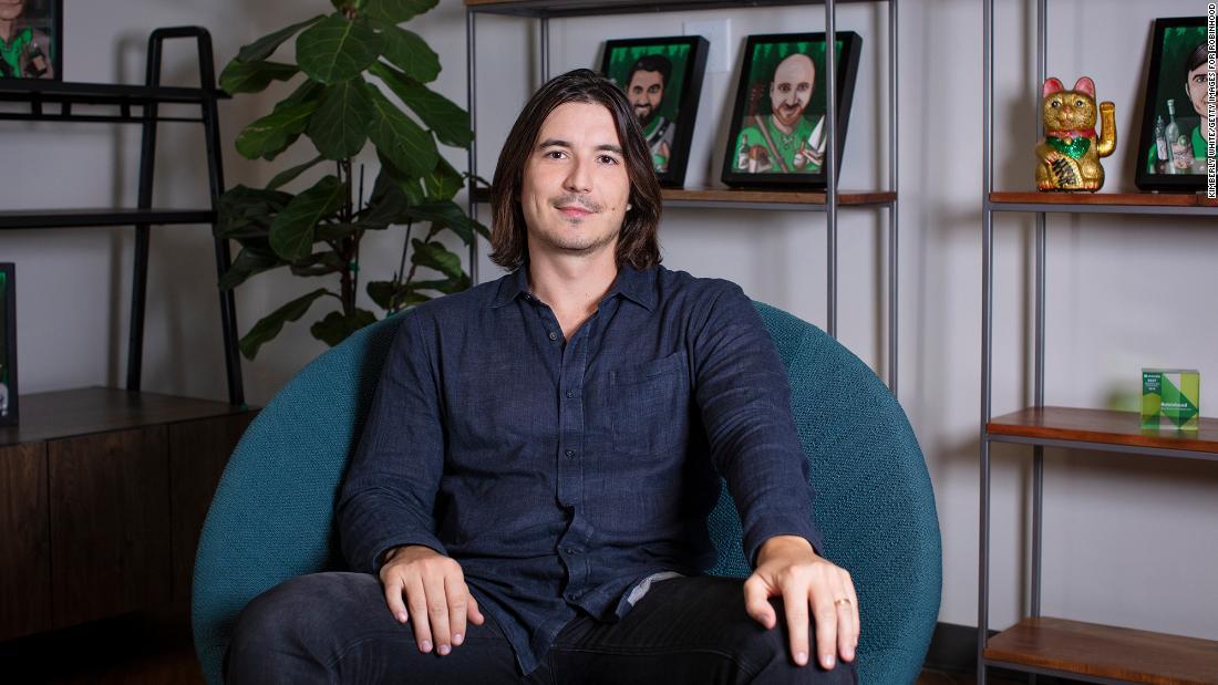 Robinhood raises less than it had hoped in IPO