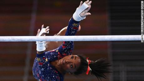 Simone Biles doesn't need more medals. She's back at the Olympics for something much more impactful