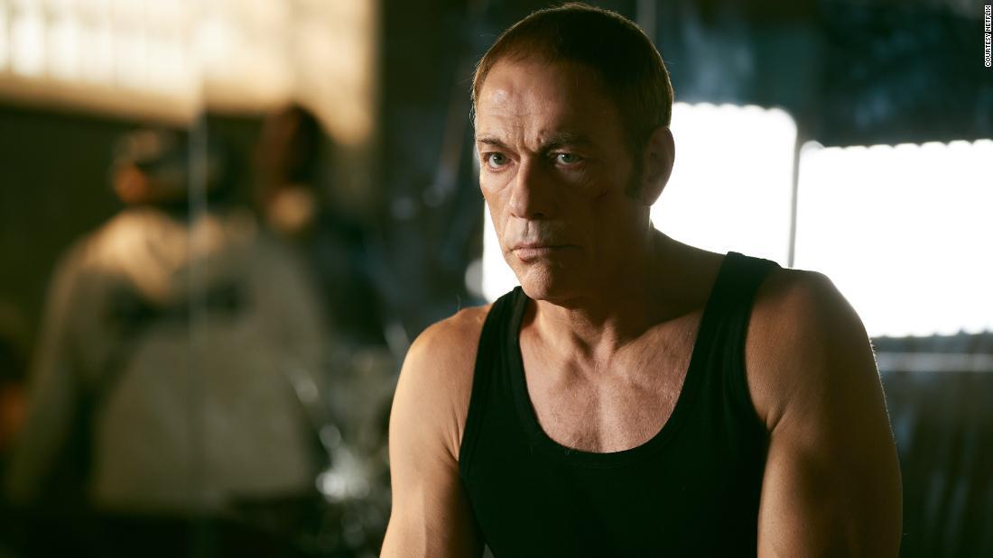Jean-Claude Van Damme gets his kicks in 'The Last Mercenary,' but you won't