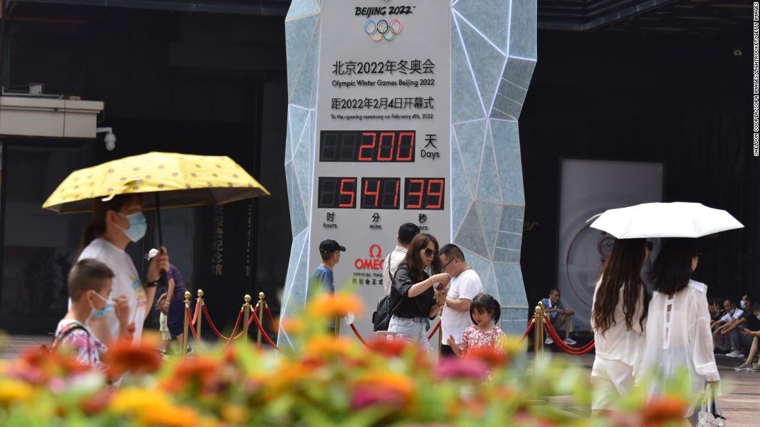 US lawmakers turn up heat on American sponsors over Beijing Olympics