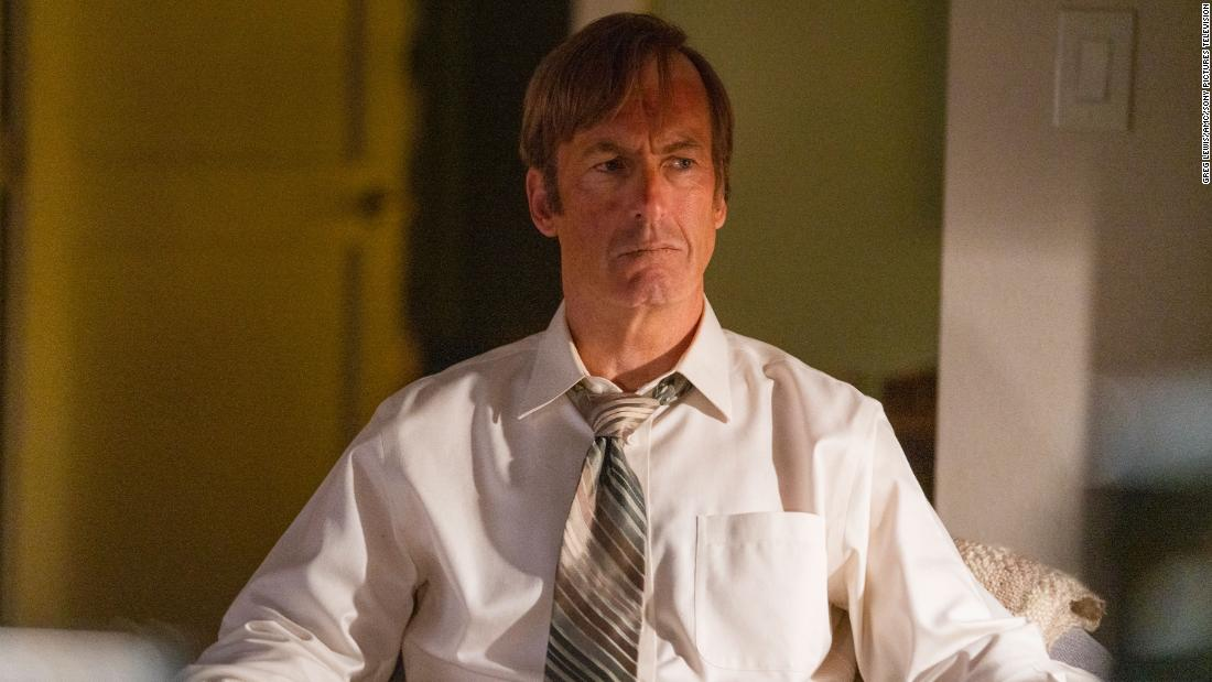 Bob Odenkirk back to work on 'Better Call Saul' after heath scare