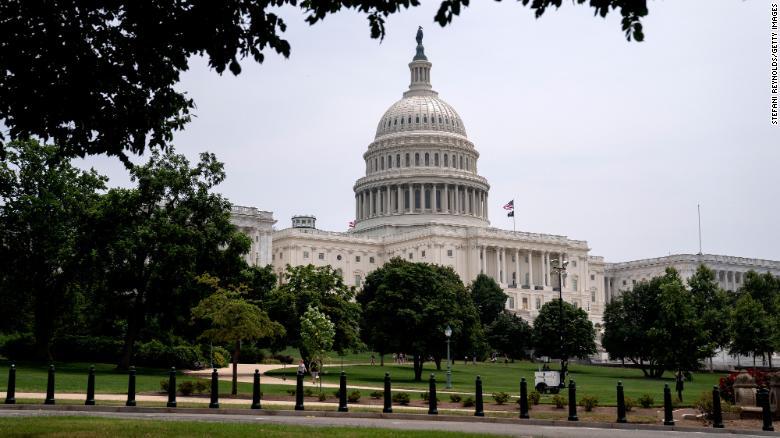 Here are the 17 Republican senators who voted to advance the $1 trillion infrastructure bill