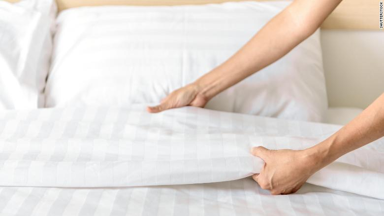 How frequently should you wash your bed sheets? More often than you think