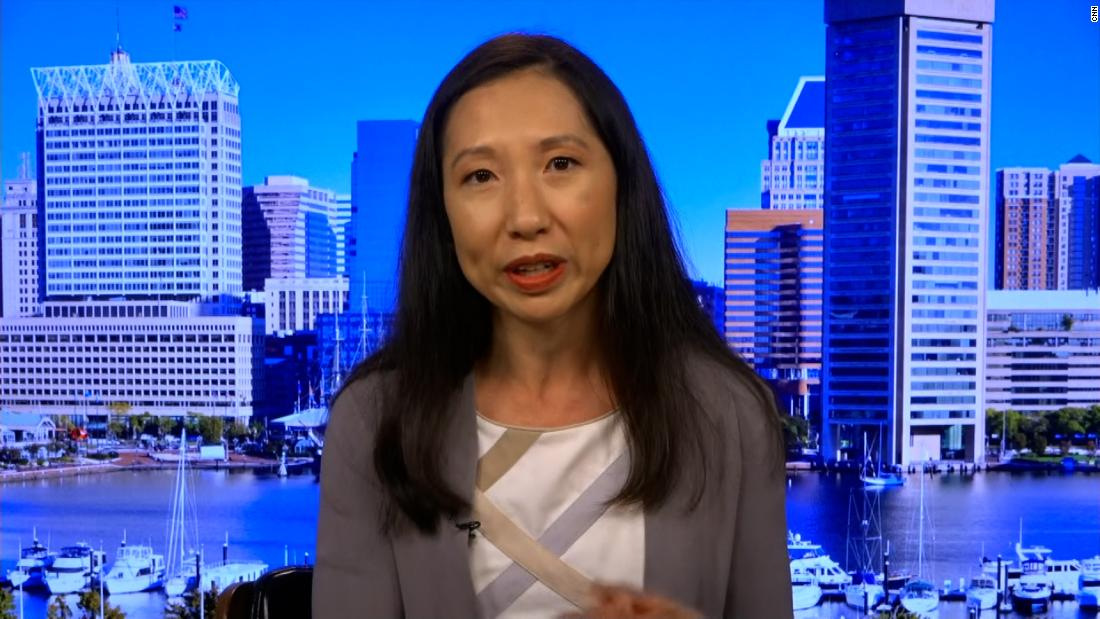 'I'm confused': Dr. Wen discusses mixed messaging on masks