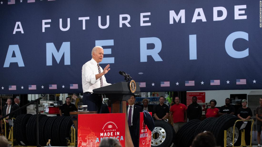 Biden's Buy American push is good politics but bad economics
