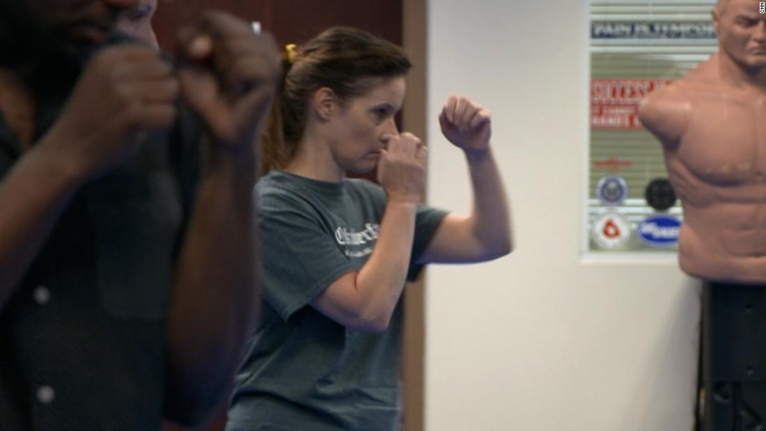 Flight attendants receive defense training as incidents with violent passengers rise