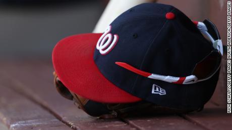 MLB game postponed due to 12 positive coronavirus tests within Washington Nationals team
