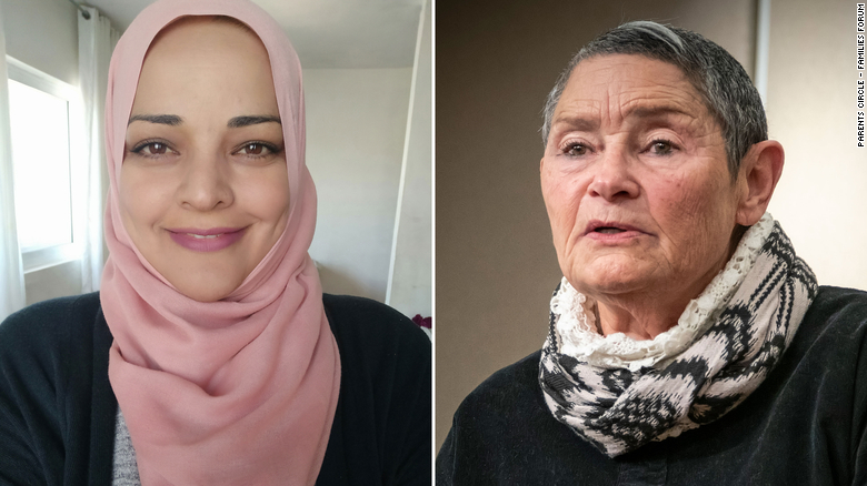 How two mothers, united in loss, hope to bring peace in the Israeli-Palestinian conflict