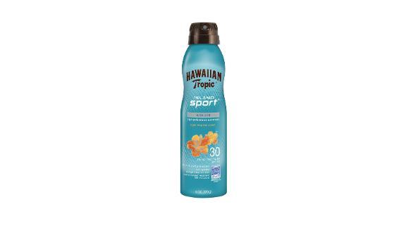 Hawaiian Tropic Island Sport Sunscreen Spray SPF 30
