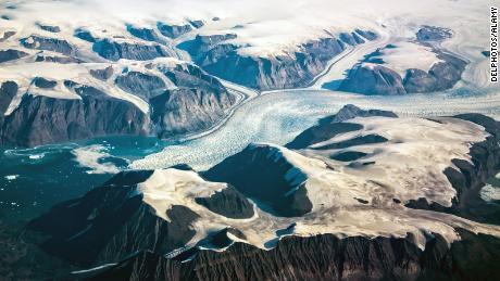 يمكن أن تغطي كمية جليد جرينلاند التي ذابت يوم الثلاثاء فلوريدا في 2 بوصة من الماء