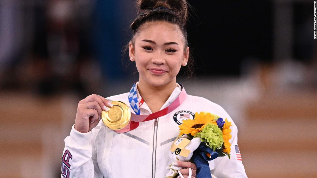 US gymnast Lee wins Olympic gold after tragedy and injury
