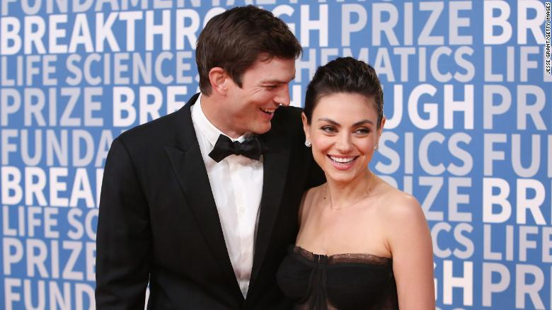 Ashton and Mila say we don't need to bathe every day. Here's what experts say
