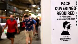 Some vaccinated Americans have lost their patience with those refusing the shot as Covid-19 cases surge and mandates return
