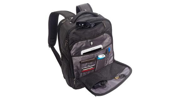 Kenneth Cole Reaction Manhattan Commuter Slim Backpack