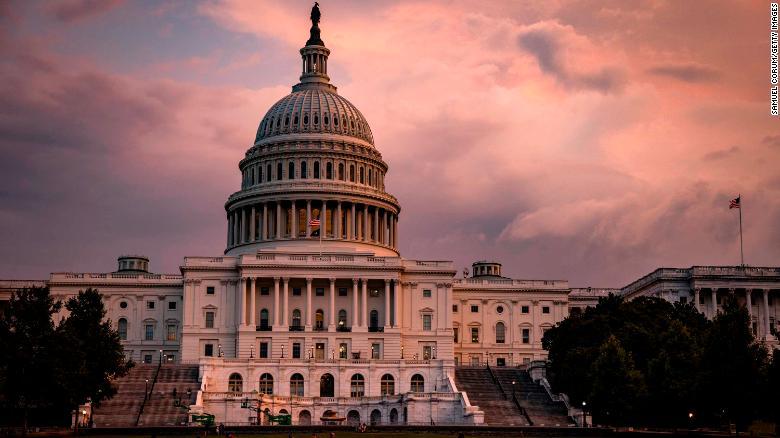 Senate heads toward final vote on bipartisan infrastructure package this week