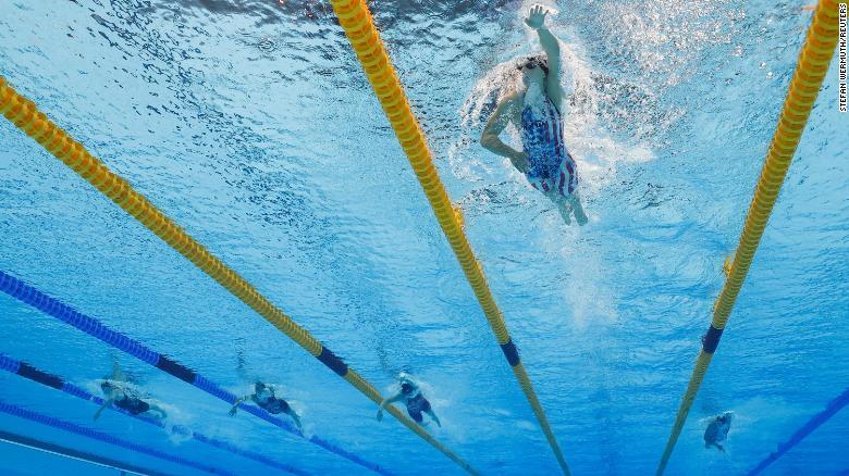 A bright spot in politics: Bipartisan Olympic joy