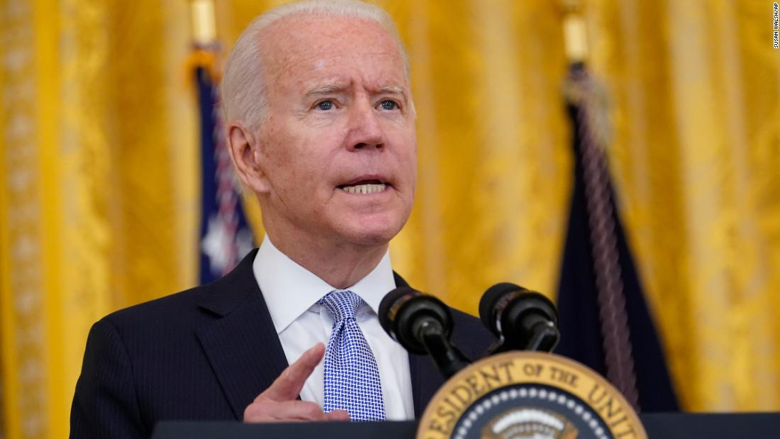 Analysis: Biden opens up new front in Covid-19 vaccination war as concerns over variant deepen