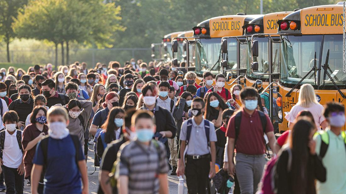 How does new mask guidance change how families stay safe?
