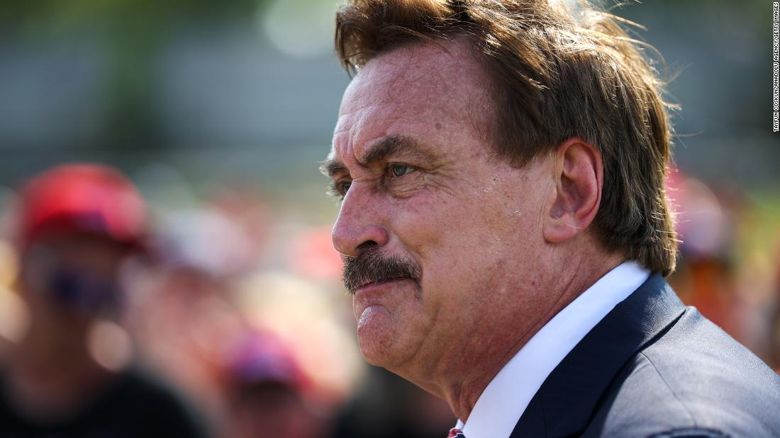 Fox says MyPillow CEO Mike Lindell has decided to 'pause' his pillow ads amid election crusade