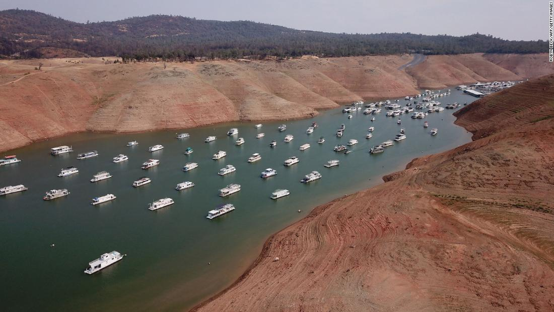 California regulators vote to restrict water access for thousands of farmers amid severe drought