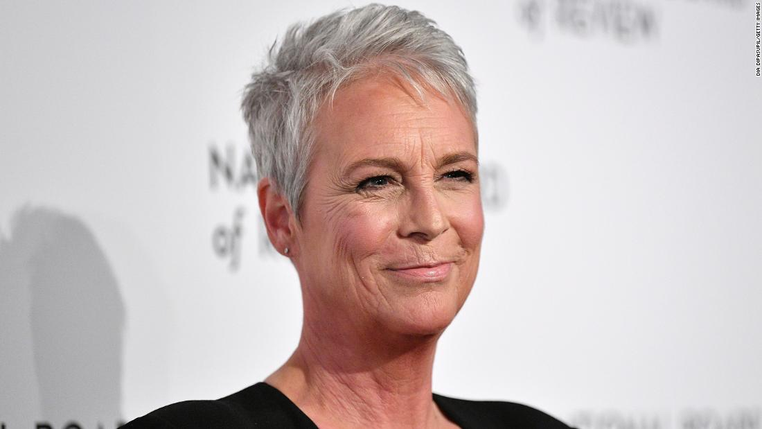 Jamie Lee Curtis says her daughter is transgender and she is proud of her