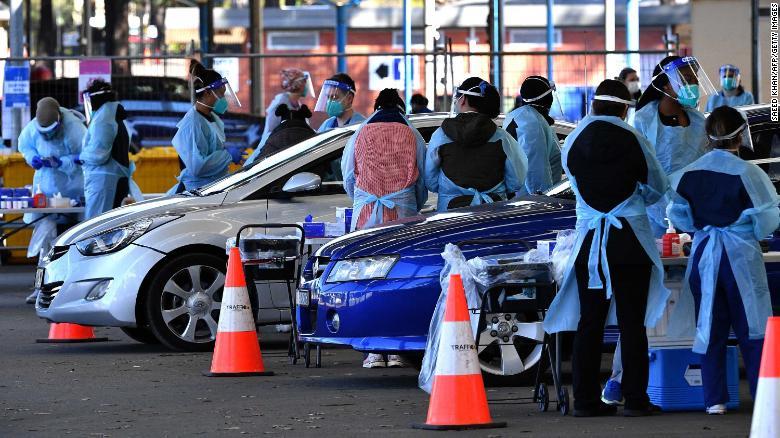 Sydney readies for the army as lockdown fails to squash Australia Delta outbreak