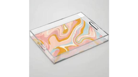 Society6 Acrylic Trays