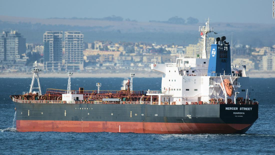 UK and Romanian crew killed in attack on tanker linked to Israeli billionaire off coast of Oman