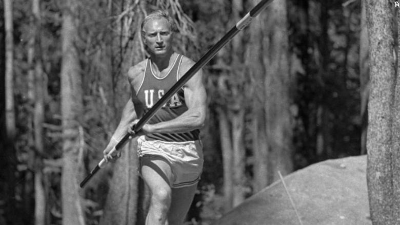 Tom Waddell, Pictured Competing In The Olympic Decathlon Finals Ahead Of The 1968 Olympics, Founded The Gay Games To Foster Joy And Belonging Among Lgbtq People.