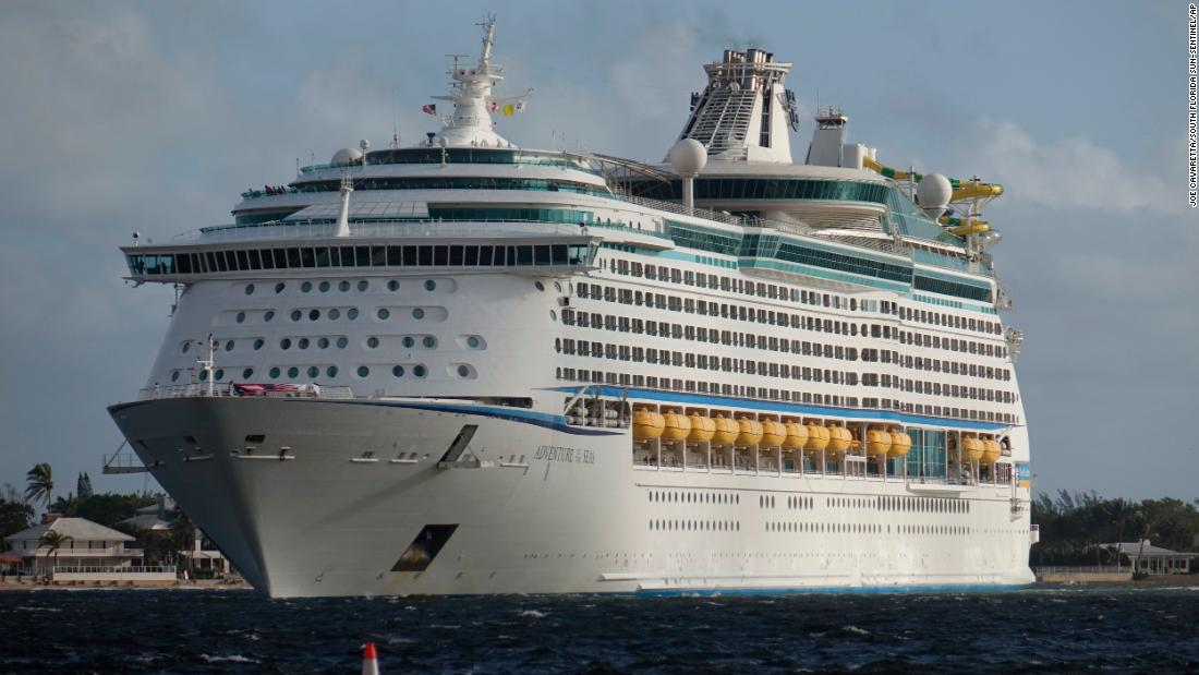 Six passengers test positive for Covid on Royal Caribbean cruise