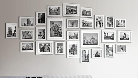 Pande 26-Piece Picture Frames Set