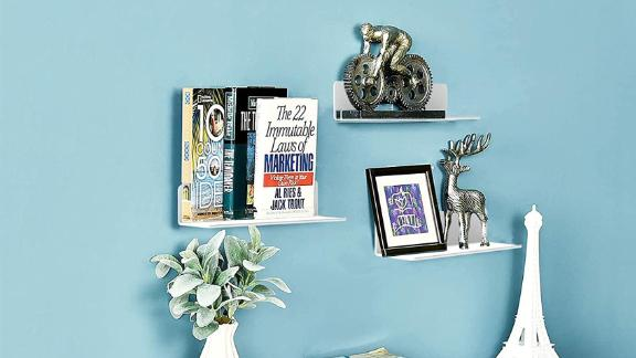 Homydom Adhesive Shelf, Set of 2